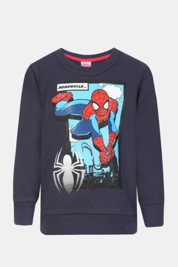 Spiderman Pullover