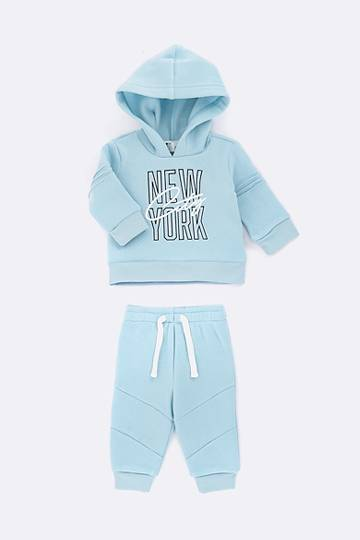 Statement Hoodie And Joggers Set