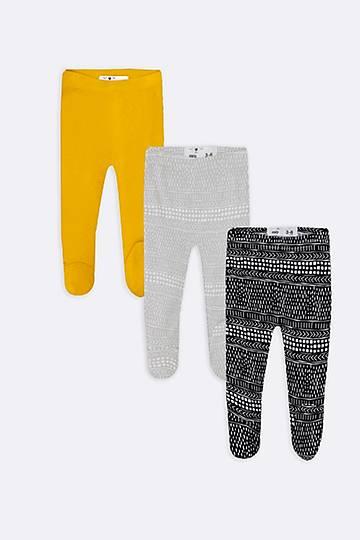 3 Pack Printed Leggings