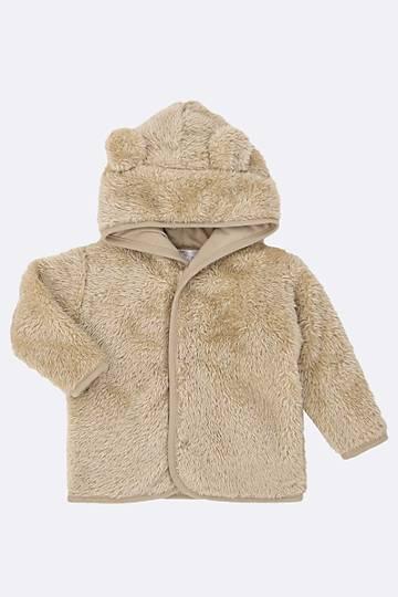 Hooded Teddy Bear Jacket