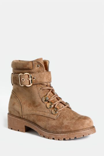 Ankle Hiker Boot