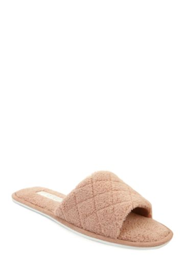 Quilted Slipper