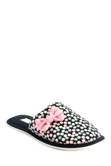 Polka Dot Slipper