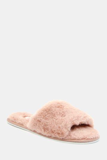 Fluffy Mule Slipper
