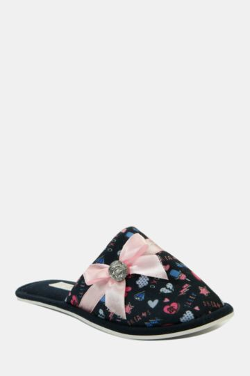 Abstract Slipper