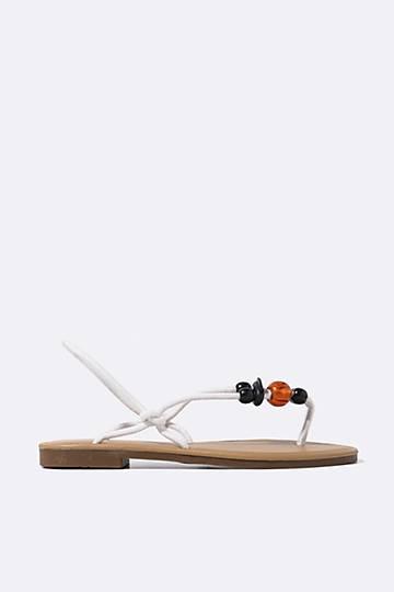 Beaded Thong Sandal