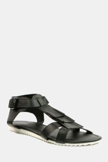 Tassel Mule Sandal