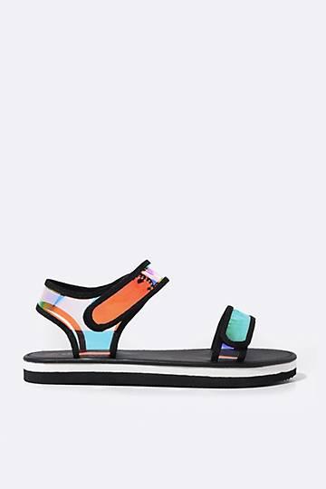Holographic Sport Sandal
