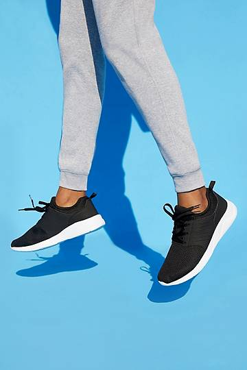 Comfort Lace Up Trainers