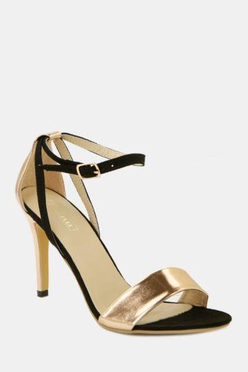 Metallic Stiletto
