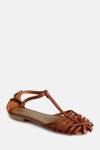 Interlaced Sandal