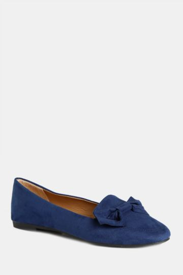 Slipper Cut Bow Pump