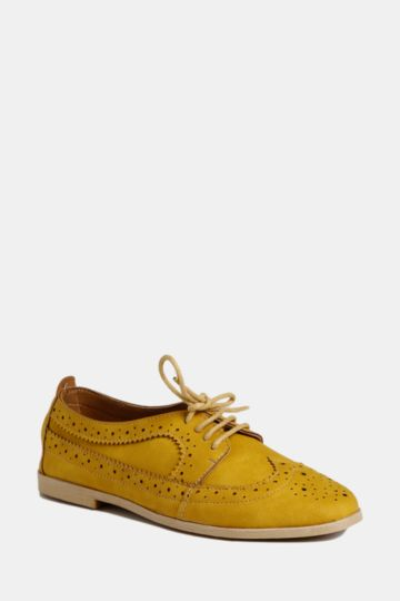 Lace Up Brogue