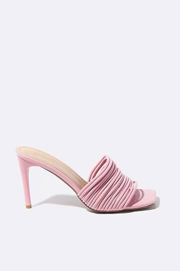 Strappy Slip On Stiletto