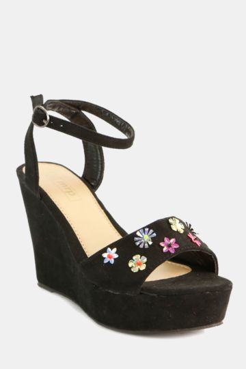Flower Wedge