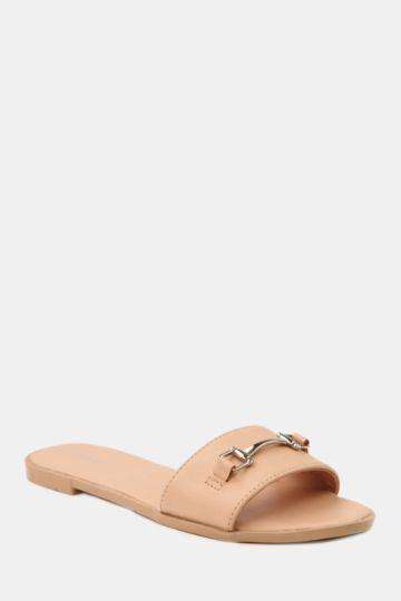 Embellished Mule Sandal