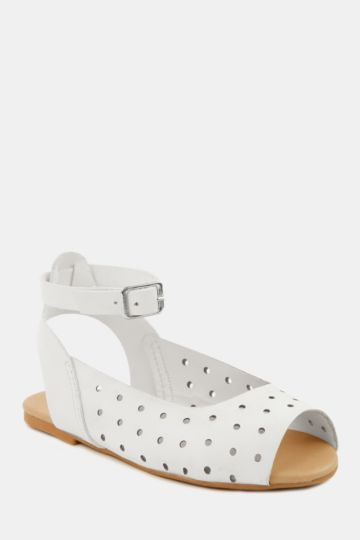 Peeptoe Sandal