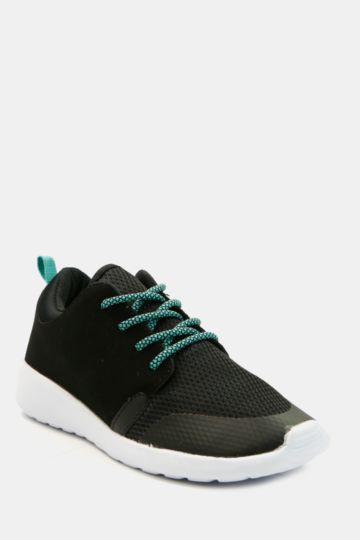 Lace Up Trainer