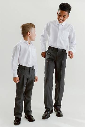 Premium Boys Straight Fit Pants