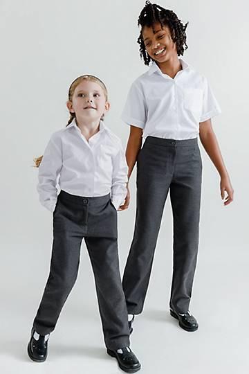 Girls Premium School Pants