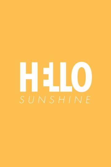 Hello Sunshine Gift Voucher