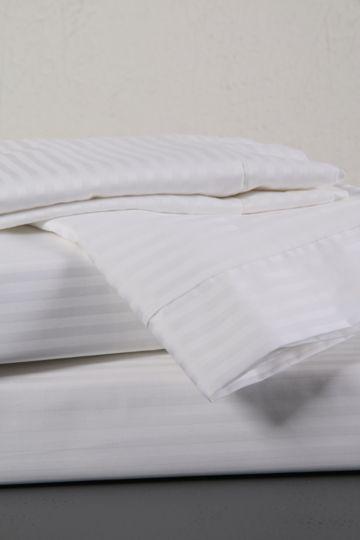 300 Thread Count Cotton Flat Sheet
