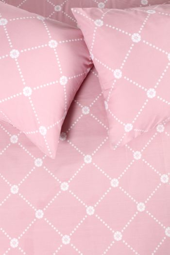 Polycotton Printed Fitted Sheet