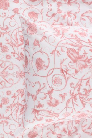 Polycotton Printed 2 Pack Standard Pillowcase