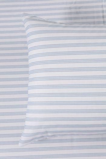 132 Thread Count Classic Stripe Standard Pillowcase