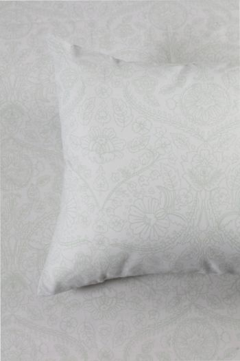 132 Thread Count Floral Standard Pillowcase