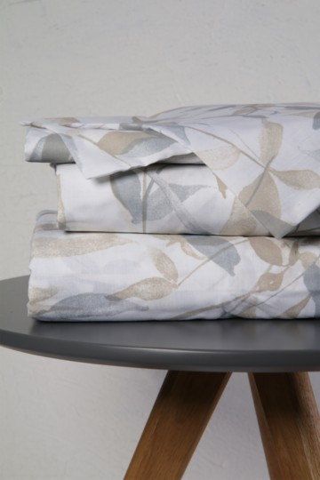 Printed Floral Fitted Sheet