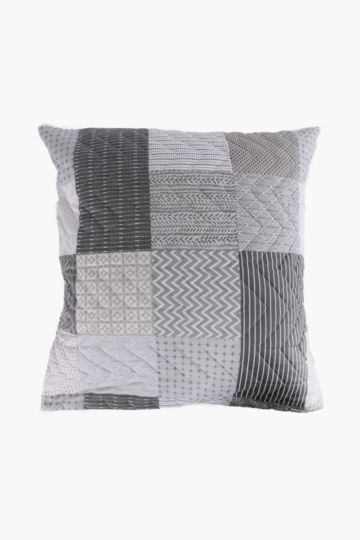 Quilted Continental Pillowcase
