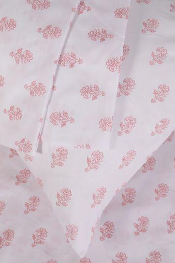 Printed Floral Pillowcase