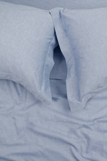 Chambray Fitted Sheet