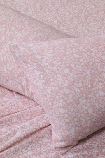 Floral 100% Brushed Cotton Winter Extra Length Extra Depth Fitted Sheet