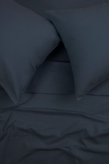 100% Brushed Cotton Winter Flat Sheet
