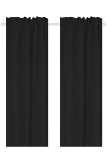 Polycotton Curtain 2 Pack 150x218cm