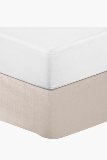 Tweedle Extra Length Extra Depth Bed Base Cover