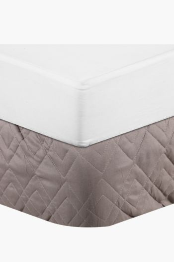 Quilted Microfibre Bed Wrap