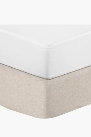Herringbone Bedwrap