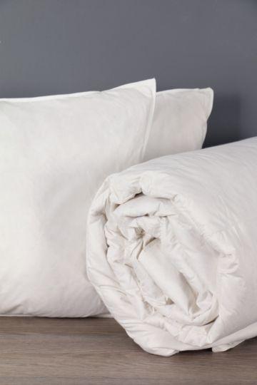 Hollow Fibre Soft Touch Duvet Inner And Pillow Value Pack