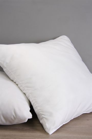 Percale Hollow Fibre Continental Pillow