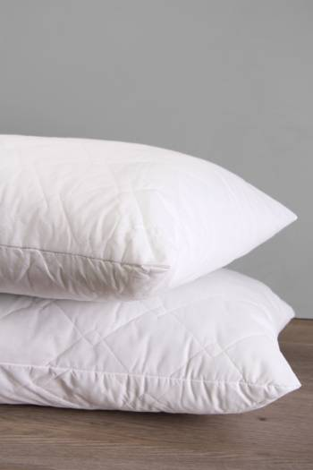 Ball Fibre Soft Touch Quilted Standard Pillow