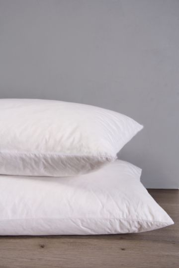 Duck Feather 100% Cotton King Pillow