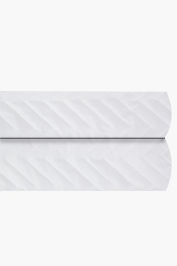 Extra Length Quilted Mattress Protector