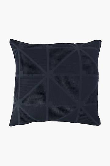 Waffle Scatter Cushion, 60x60cm