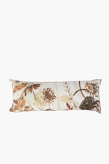 Floral Scatter Cushion, 30x80cm