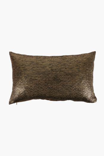 Metallic Shimmer 30x50cm Scatter Cushion