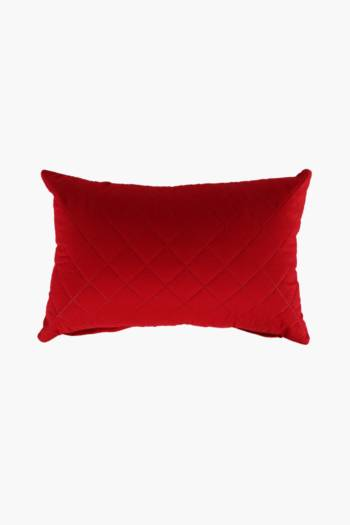 Microfibre Geo Scatter Cushion
