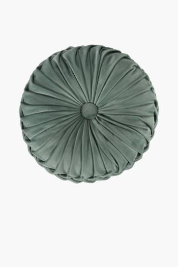 Velvet Round Scatter Cushion